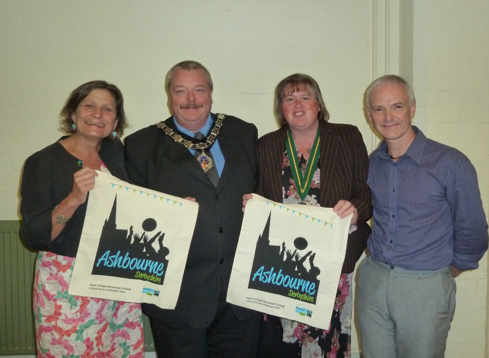Ashbourne Fairtrade bag